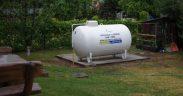 zbiornik na gaz propan